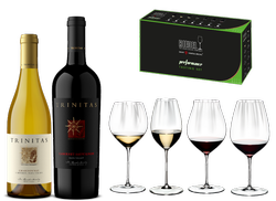 'Meet the Maker' Riedel Virtual Tasting Kit - Single Glass Set